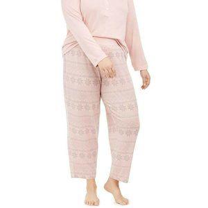 Charter Club Small Winter Fairisle Pajama Pant 913